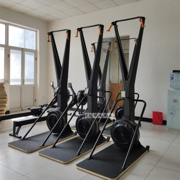 AS-01 Indoor Fitness Wind-Resistance Skiing Machine High Quality Rowing Machine Commercial GYM Home Exercise Fitness Equipment