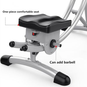 Abdominal Machine Home Fitness Exercise ABS Machine AB Roller Coaster Gym Equipment