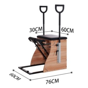 Pilates Iron Frame Stable Chair Personal Training Equipment Combination Training Device Women's Special Yoga Fitness Aerobic