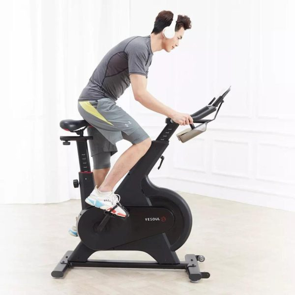 XIAOMI M1 YESOUL Spinning Bike Magnetic Control Home Ultra-Quiet Indoor Weight Loss Fitness Equipment Exercise Bike