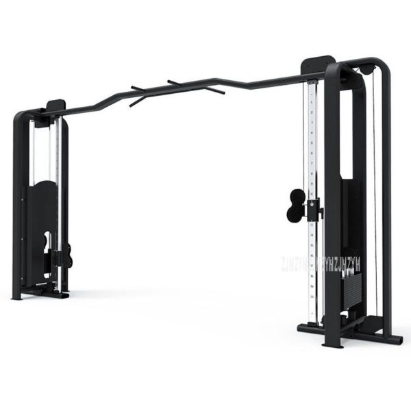 Professional Commercial Large Double Hand Chest Pulling Rope Training Parallel Bar Trainer Gymnasium Strength Fitness Equipment