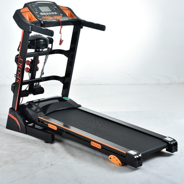 Treadmill home multi-function weight loss fitness folding small gym special fitness equipment fitness treadmill