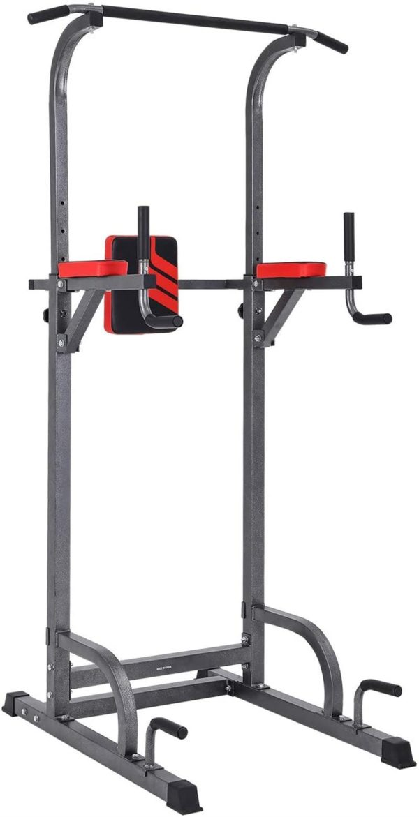 Multi-Function Horizontal Bars Equipment Double-Bar Indoor Gym Body Workout Exercise Strength Fitness Pull Up Power Tower