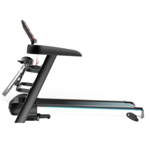 Electric treadmill indoor folding multifunctional color screen wifi fitness equipment household treadmill