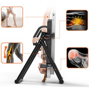Bear 100kg Handstand Machine Inversion Headstand Yoga Muscle Relax Fitness Equipment Home Gym Weight Exercise Abdominal Trainer