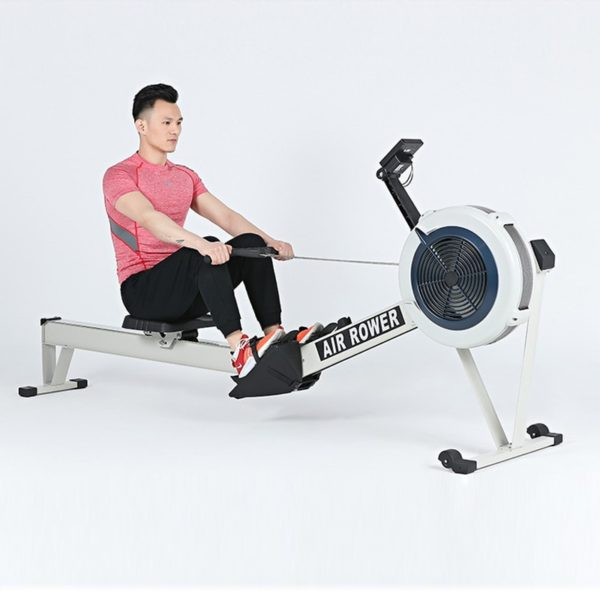 Rowing Machine Home Fitness Equipment Smart Row Machine Wind Resistance Gym Sports
