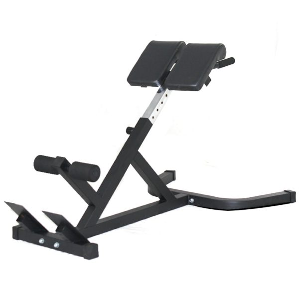 Home Roman Chair Bench Fitness Equipment Goat Push Up Waist Abdomen Machine Back Muscle Trainer Dumbbell Bench