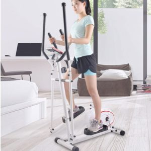 JS650 Indoor Magnetic Control Exercise Bike Pedal Fitness Equipment Spin Bike with Smart Bluetooth